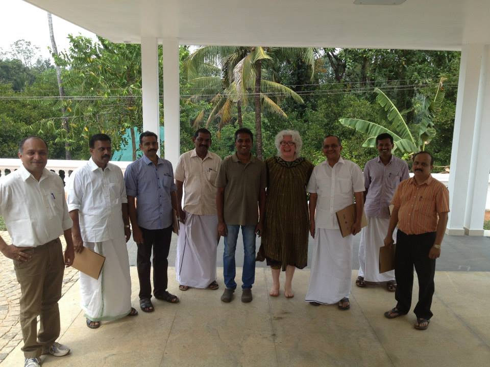 Spices Board Officials visit